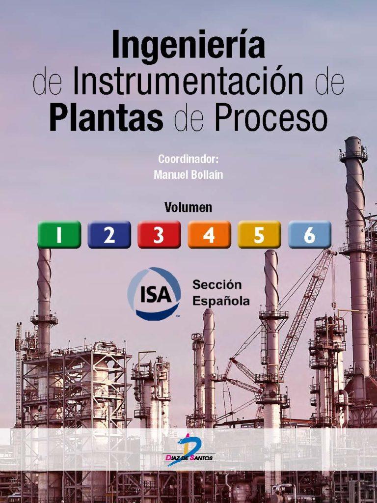 Libro Ingeniería de Instrumentación de Plantas de Procesos