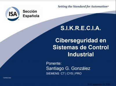 portada weibinar ciberseguridad sistemas control industrial